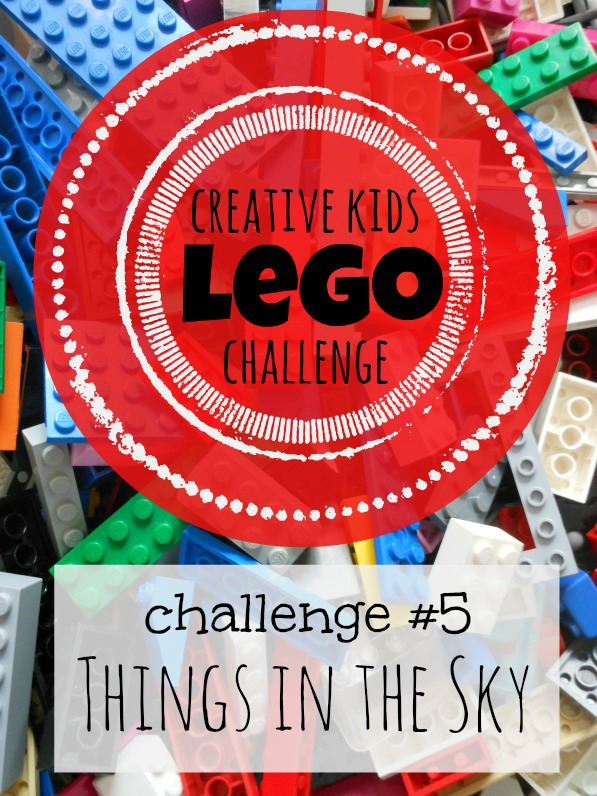 Creative Kid Lego Challenge -- new one every week. We've been loving these.