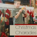 Christmas Charades for Kids (free printable)