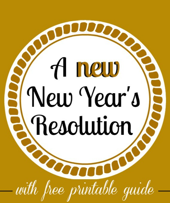 Great New Year's Resolution Idea! Let's celebrate this year by wishing for more of the same