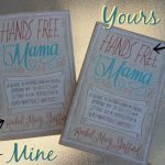 Hands Free Mama – Join the Revolution