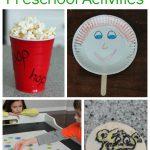Dr. Seuss Hop on Pop Preschool Activities