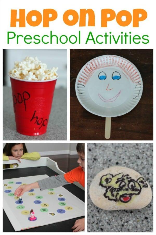 Hop on pop preschool worksheets hop best free printable for Hop on pop coloring pages