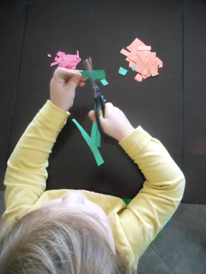 great rainbow craft for toddlers (5)