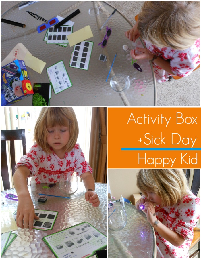 When to use kids activity boxes - 6 great ideas!