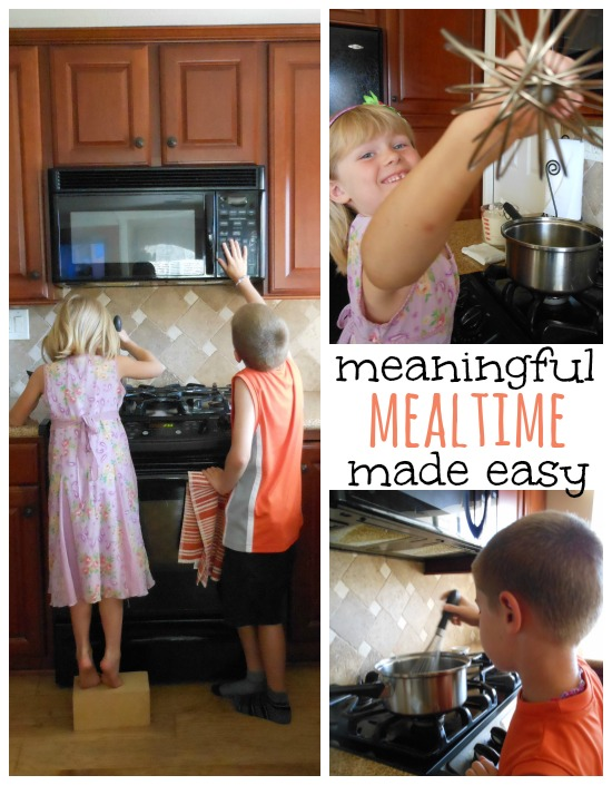5 tips for making mealtime more fun!