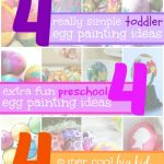 Egg Painting Ideas for Kids of All Ages
