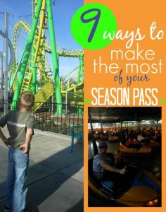 How to Get Full Use of Season Passes – Places to go with Kids