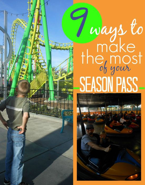9 ways to make the most of your season pass