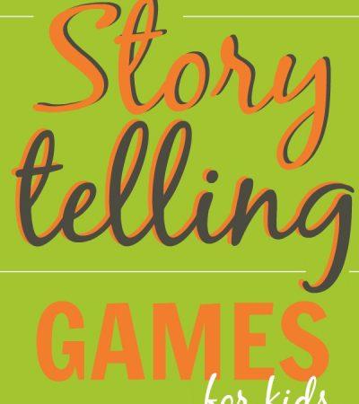 10 Super Fun Storytelling Games for Kids