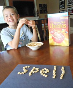 easy spelling word activity