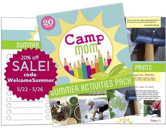 Awesome summer activities pack!