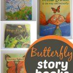 Kid's Books about Butterflies