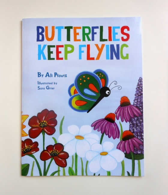 4 butterfly storybooks + 4 non-fiction butterfly books for kids