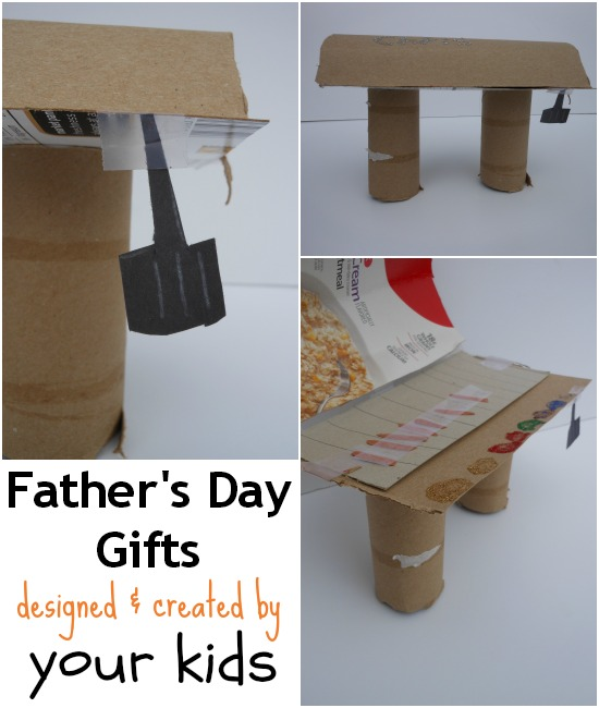 Father's Day Gifts - Great ways to inspire gifts designed and created by your kids