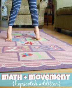 Hopscotch Addition: Combining Math and Movement