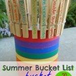 Summer Bucket List Ideas … and Bucket