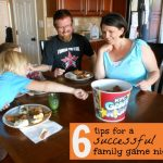 6 tips for a Successful Family Game Night