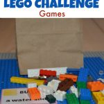 DIY Lego Challenge Games – Perfect Time Filler