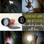 Flashlight Games and Activities the Whole Family Will Love