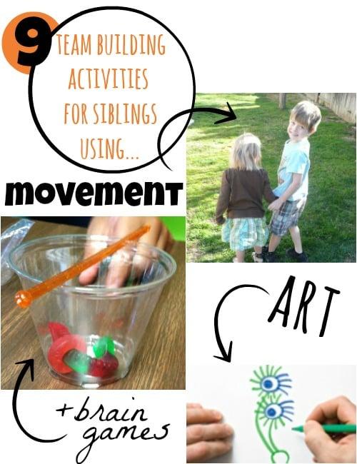 9 Team Building Aktivitäten für Kinder