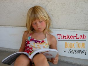TinkerLab book tour + giveaway