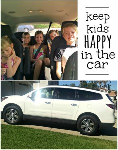 3 ways to keep kids happy in the car (i love #2)