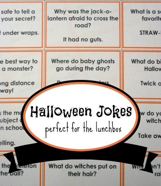 Halloween Jokes And Comics For Kids