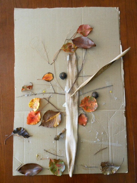 Nature art project (2)