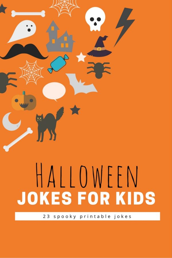 Halloween Jokes for Kids | 23 Halloween Jokes with a Printable