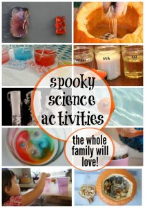 15 Spooky Halloween Science Experiments & Activities