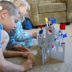 Castles, Catapults and Awesome Sibling Play