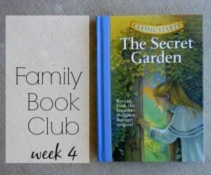 family book club week 4