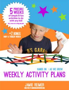 5-weekly-activity-plans