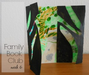Create a secret garden - Family Book Club week 6