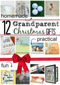 12 Unique Christmas Gifts for Grandparents