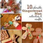 10 Gingerbread Man Activities & Crafts