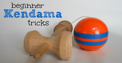 beginner Kendama Tricks for kids