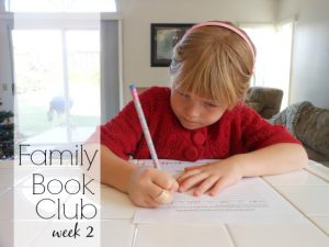 family book club (week 2) A Ghost Tale for Christmas Time