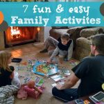 7 Activities Perfect for Family Bonding Time