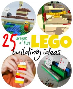 25 AWESOME LEGO Building Ideas for Kids
