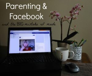 parenting and facebook