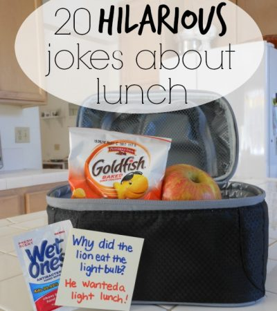 20 Fun Lunch Box Jokes about Lunch