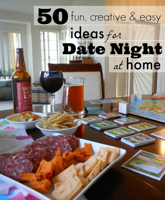 fun evening date ideas