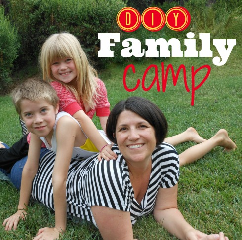 Lots of great tips for creating a camp in your back yard