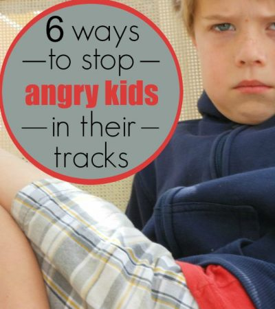 How to Handle Anger in Kids: In the Moment & Beyond