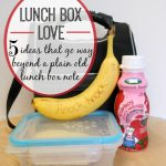 Making the Lunch Box Special (5 unique ways show the love)