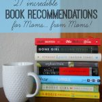 27 Book Recommendations for Moms… from Moms!