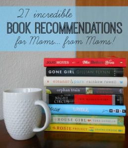 Better Sleep & 27 Book Recommendations for Moms