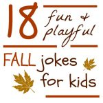 18 Playful Fall Jokes for Kids