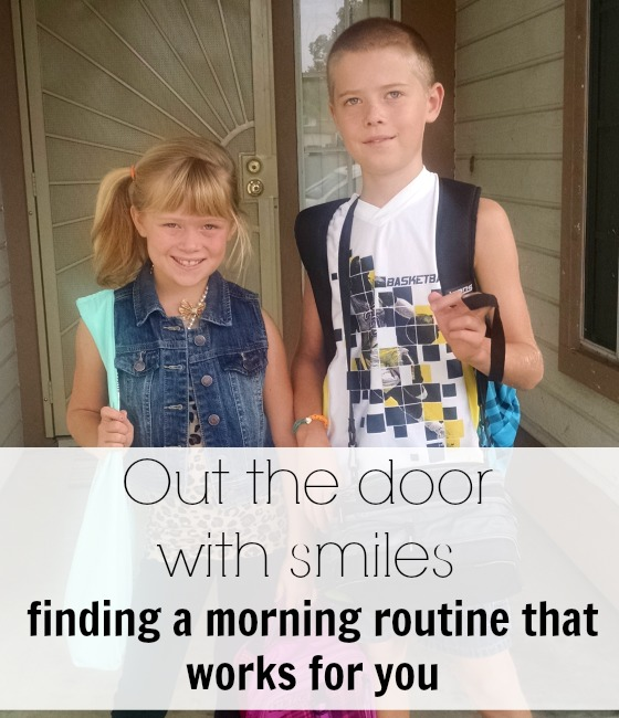 love these tips for morning routine with kids
